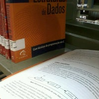 Photo taken at Biblioteca da Faculdade de Tecnologia da Universidad Federal do Amazonas by Maria B. on 4/5/2013