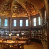 Photo taken at Cambridge Public Library by Jim E. on 2/4/2013