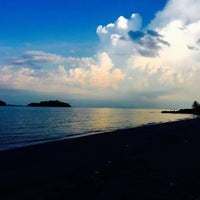 Photo taken at Ramunia Beach Resort @ Teluk Ramunia by Megat S. on 9/4/2016