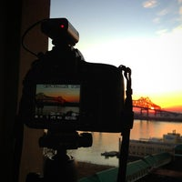 Photo taken at Port Of Greater Baton Rouge by Nancie - A. on 2/13/2015