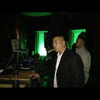 Photo taken at Bubinga Lounge by DJ E. on 11/11/2012