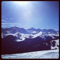 Photo taken at Copper Mountain by John J. on 2/4/2013