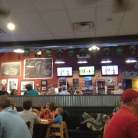 Photo taken at Empire Pizza II Restaurant & Bar by Stephen M. on 10/5/2012