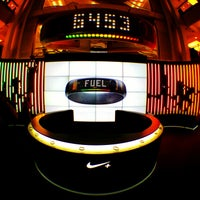 Photo taken at Niketown by Shannon S. on 12/20/2012