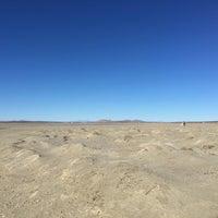 Photo taken at El Mirage Dry Lake by Jeroen i. on 12/31/2015