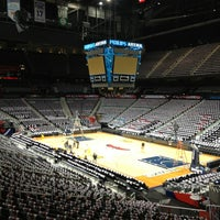 Photo taken at Philips Arena by Travis M. on 4/27/2013