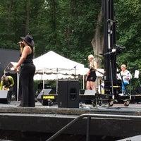 Photo taken at Carter Barron Amphitheatre by Tonya G. on 8/30/2014