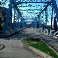 Photo taken at Blue Bridge by Brittany M. on 11/4/2012