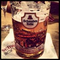 Photo taken at Wilhelmers Schwabenwelt by Heiko H. on 10/12/2013