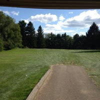 Photo taken at Kent State Golf Course by Rob T. on 7/24/2014