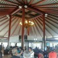 Photo taken at Terminal 1C by Anton C. on 1/20/2013