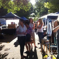 Photo taken at Glebe Markets by May L. on 4/13/2013