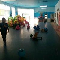 Photo taken at Emil Haddad Kindergarten by Khalil W. on 7/12/2016