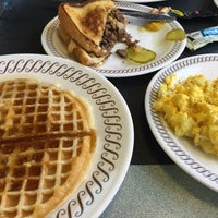 Photo taken at Waffle House by TJ on 3/13/2015