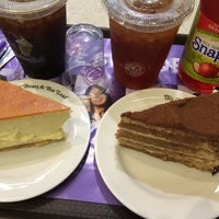 Photo taken at The Coffee Bean & Tea Leaf by Yotch G. on 3/12/2015