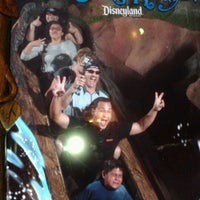 Photo taken at Splash Mountain by Kelly V. on 9/19/2012