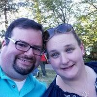 Photo taken at Britt Pavilion by Michael R. on 7/20/2014