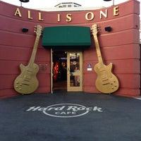 Photo taken at Hard Rock Cafe San Francisco by Phil W. on 4/19/2013