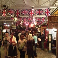 Photo taken at The Great Dickens Christmas Fair by Napa Valley Bitters C. on 12/16/2012