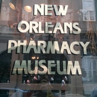 Photo taken at New Orleans Pharmacy Museum by Edward B. on 7/26/2013
