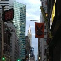 Photo taken at The Fitzpatrick Manhattan by Lili B. on 8/7/2013
