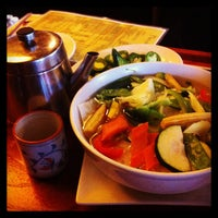 Photo taken at Pho on 6th by CatchCarri on 4/18/2013