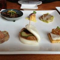 Photo taken at Restaurant Muramoto by Angela W. on 6/7/2013