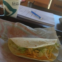 Photo taken at Taco Bell by Jeremy C. on 1/17/2013