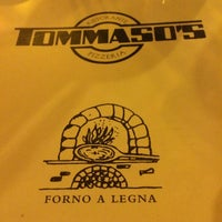 Photo taken at Tommaso's Restaurant by Wayne d. on 6/4/2014