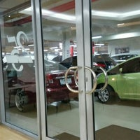 Photo taken at Honda Cars Global City by Ryan G. on 4/28/2016