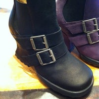 Photo taken at John Fluevog Shoes by Camille L. on 11/7/2012