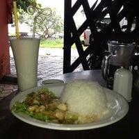 Photo taken at Afhy Tea Milk & Food by Peerasak C. on 9/29/2012
