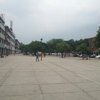 Photo taken at Sector 17 by Gagan M. on 7/28/2013
