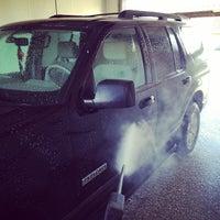 "Photo taken at Waterworks Car Wash by Jose ""JR"" V. on 8/2/2014"