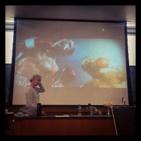 Photo taken at UCLA Physics & Astronomy Building by Evgeny B. on 4/24/2013