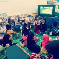 Photo taken at Sekolah Rendah Katok 'A' by Erwan S. on 11/27/2012