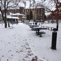 Photo taken at People's Park by Carl J. on 1/8/2014