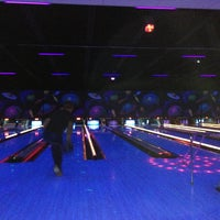 Photo taken at Premiere Bowling & Entertainment by Emily N. on 12/30/2012