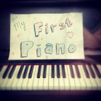 Photo taken at Beethoven Pianos by Noah F. on 9/27/2012