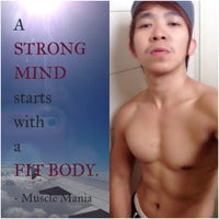 Photo taken at Muscle Mania Fitness Gym by brian b. on 12/30/2013
