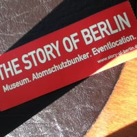 Photo taken at The Story of Berlin by Kimberlee M. on 3/5/2013