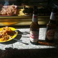 Photo taken at El Bar de Luis by Mario T. on 2/1/2014