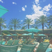 Photo taken at Hotel Valley Ho Pool by Amy F. on 5/5/2015