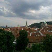 Photo taken at Ledeburská zahrada | Ladeburg Garden by Hana O. on 6/8/2013