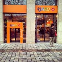 Photo taken at JAKO-O Filiale Wiesbaden by Patrick K. on 12/23/2012