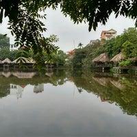 Photo taken at Khu Du Lich Sinh Thai Vuon Xoai by Phương P. on 6/6/2016