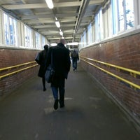 Photo taken at Norbury Railway Station (NRB) by James Arthur C. on 3/23/2016