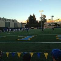 Photo taken at UCLA Spaulding Field by Liz G. on 8/21/2013
