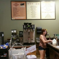 Photo taken at Cianfrani Coffeehouse by Chris on 9/16/2014