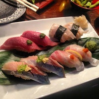 Photo taken at Ryoko's Japanese Restaurant & Bar by Bill L. on 7/11/2013